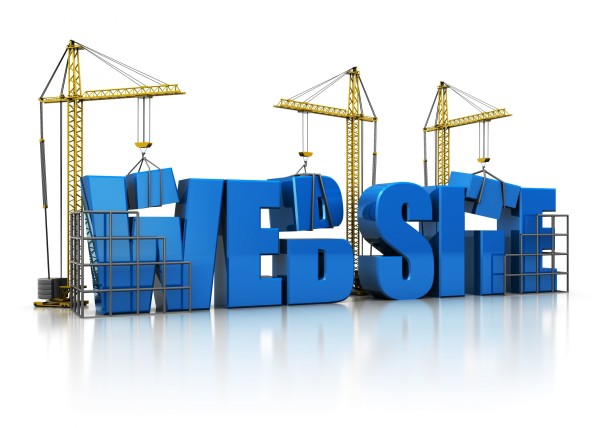 web-design consruction